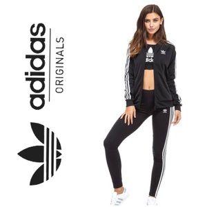 Women's Adidas Classic Track Jacket